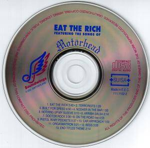 Eat The Rich - Featuring The Songs Of Motörhead (CD) - Bild 4