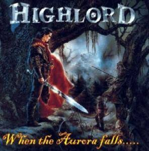 Highlord: When The Aurora Falls... - Cover
