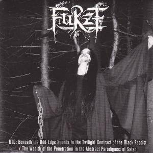 Cover - Furze: Utd: Beneath The Odd-Edge Sounds To The Twilight Contract Of The Black Fascist