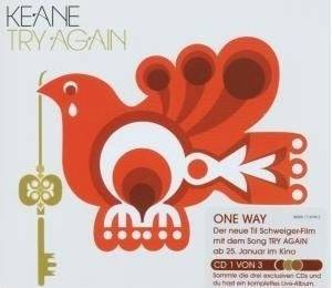 Keane: Try Again - Cover