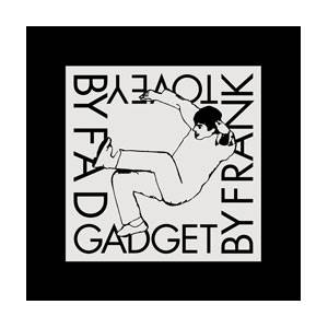 Cover - Frank Tovey: Fad Gadget By Frank Tovey