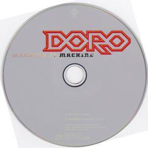 Doro: Machine II Machine (CD) - Bild 3