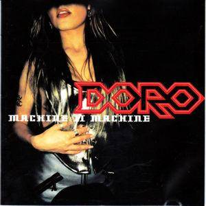 Doro: Machine II Machine - Cover