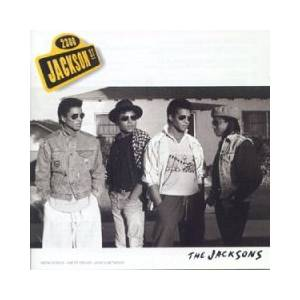 The Jacksons: 2300 Jackson Street - Cover