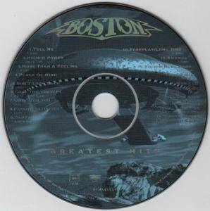 Boston: Greatest Hits (CD) - Bild 3