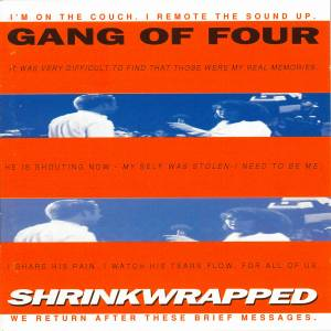 Cover - Gang Of Four: Shrinkwrapped