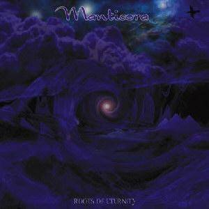 Manticora: Roots Of Eternity - Cover