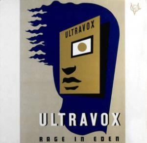 Ultravox: Rage In Eden (LP) - Bild 1