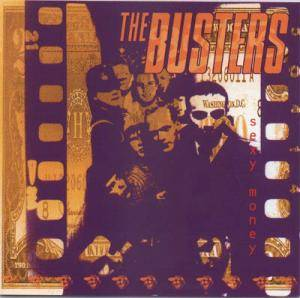 Cover - Busters, The: Sexy Money