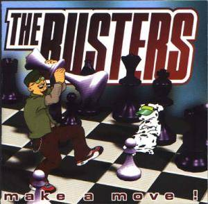 Cover - Busters, The: Make A Move