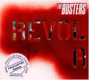 Cover - Busters, The: Revolution Rock