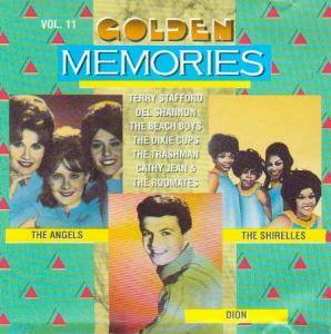 Cover - Volumes, The: Golden Memories Vol. 11