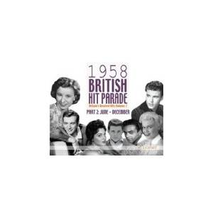 Cover - Sheb Wooley: 1958 British Hit Parade - Part 2: June-December