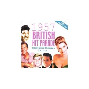 Cover - Terry Dene: 1957 British Hit Parade - Part 1: January-July