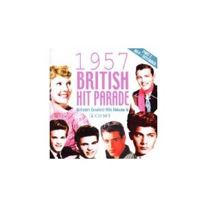 Cover - Terry Dene: 1957 British Hit Parade - Part 2: July-December
