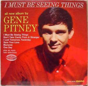 Cover - Gene Pitney: I Must Be Seeing Things
