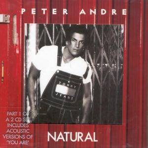 Cover - Peter André: Natural