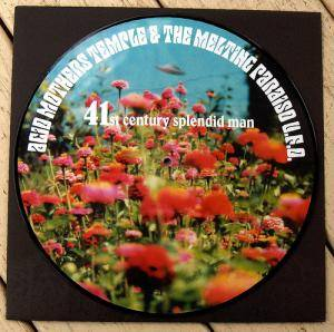 Cover - Acid Mothers Temple & The Melting Paraiso U.F.O.: 41st Century Splendid Man