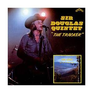 Sir Douglas Quintet: Tracker, The - Cover