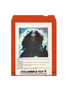 Bob Dylan: Bob Dylan's Greatest Hits (8-Track Cartridge) - Bild 1