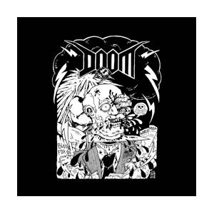Doom: Doom [European Tour EP] - Cover