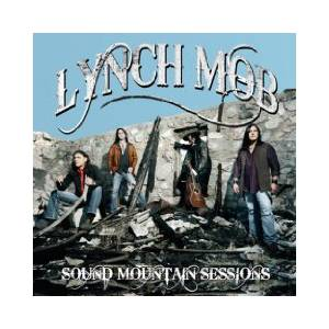 Cover - Lynch Mob: Sound Mountain Sessions