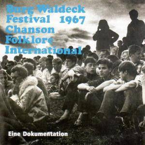 Cover - Manolo Lohnes: Burg Waldeck Festival 1967 - Chanson Folklore International