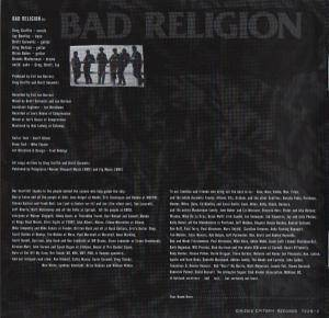 Bad Religion: True North (CD) - Bild 4