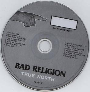 Bad Religion: True North (CD) - Bild 5