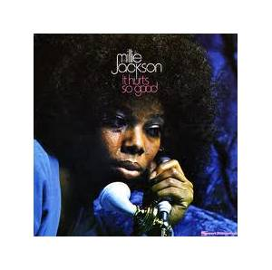 Cover - Millie Jackson: It Hurts So Good