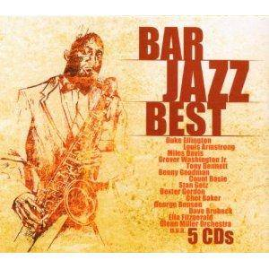 Cover - Greg Adams: Bar Jazz Best