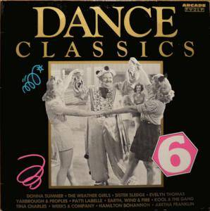 Cover - Weeks & Co.: Dance Classics 06