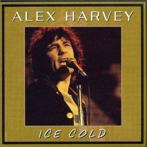 Cover - Alex Harvey: Ice Cold