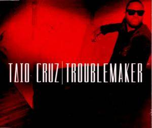 Cover - Taio Cruz: Troublemaker
