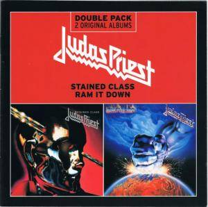 Judas Priest: Stained Class / Ram It Down - Cover