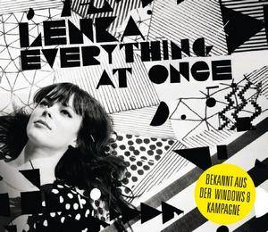 Cover - Lenka: Everything At Once