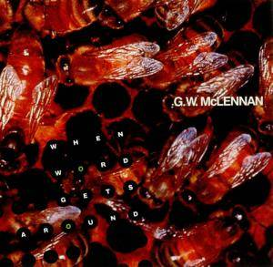 Cover - Grant McLennan: When Word Gets Around