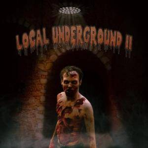 Cover - Spirit Of The Future Sun: Local Underground II