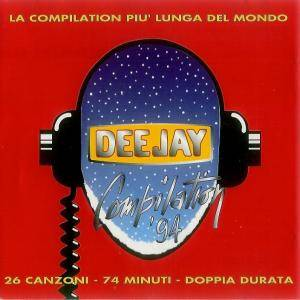 Cover - Kina: Deejay Compilation '94