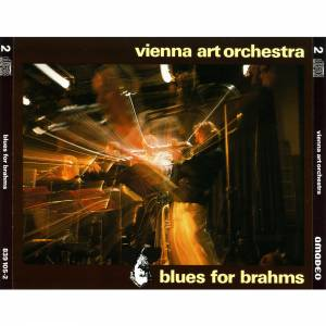 Cover - Vienna Art Orchestra: Blues For Brahms