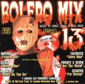 Cover - DJ Energy: Bolero Mix 13