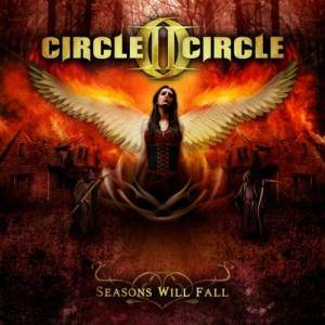 Circle II Circle: Seasons Will Fall (CD) - Bild 1