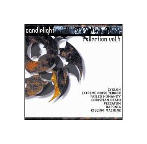 Cover - Zyklon: Candlelight Collection Vol. 4