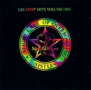 The Sisters Of Mercy: A Slight Case Of Overbombing: Greatest Hits Volume One (CD) - Bild 1