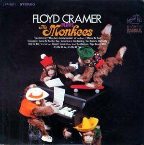 Cover - Floyd Cramer: Plays The Monkees