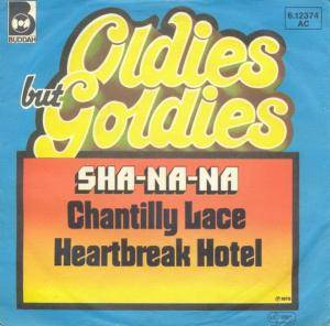 Sha Na Na: Chantilly Lace - Cover