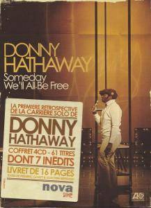 Cover - Donny Hathaway: Someday We'll All Be Free