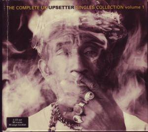 Cover - Slim Smith: Complete UK Upsetter Singles Collection Volume 1, The