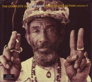 Cover - Soulettes, The: Complete UK Upsetter Singles Collection Volume 2, The