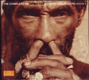 Cover - Lee Perry & Dennis Alcapone: Complete UK Upsetter Singles Collection Volume 4, The